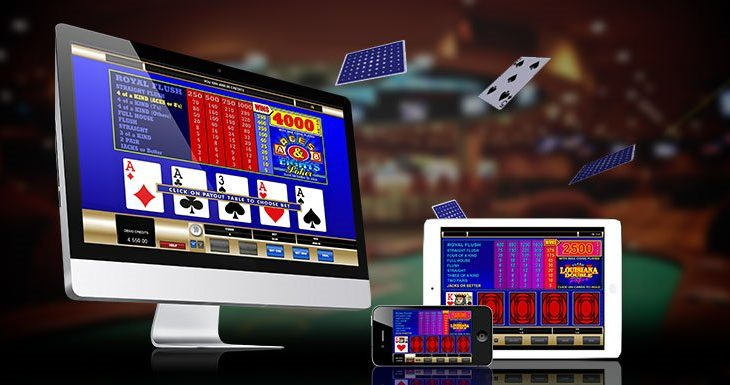 experienced player in online casinos