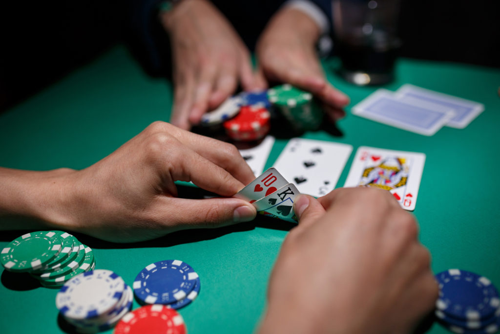 Poker Gambling Website