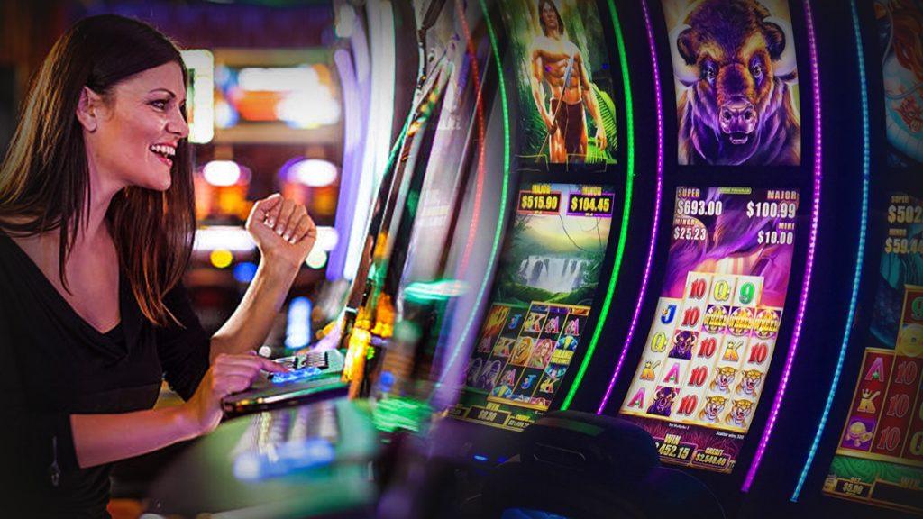 5 treasures slot machine online