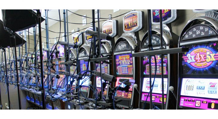 About Online Slots Games of Casinos.